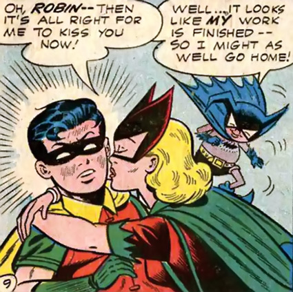 bat-girlkissesrobin