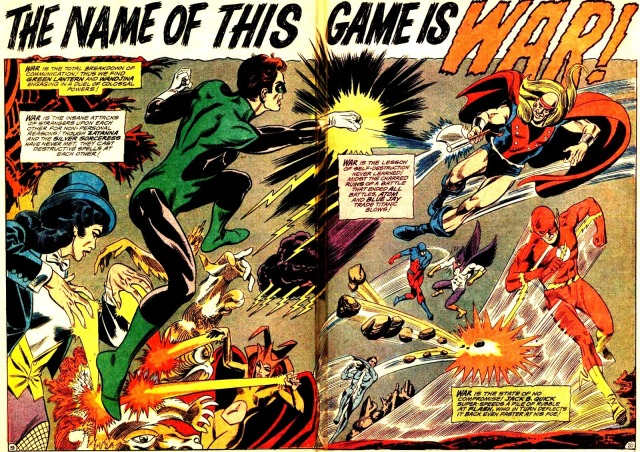 Justice League of America v1 #87 pg 25 Heroes of Angor II